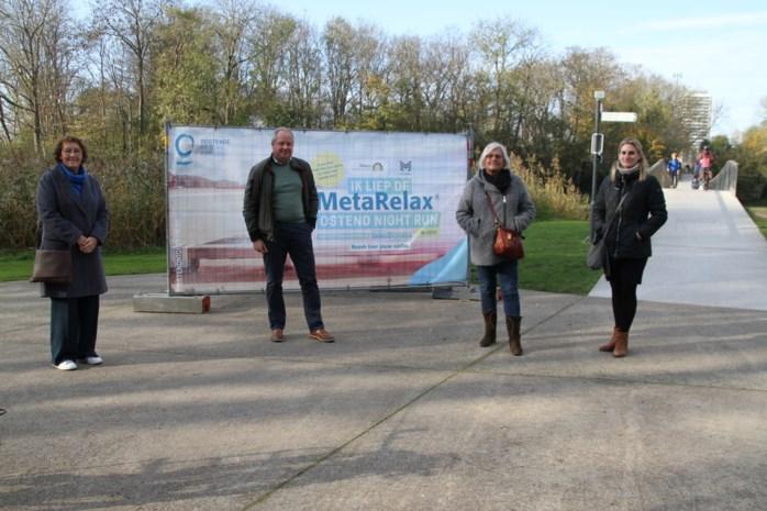 Alternatief Metarelax Ostend Night Run brengt 10.000 euro op voor het goede doel
