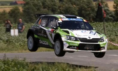 Grégoire Munster start voorzichtig in Rally van Hongarije, Miko Marczyk leidt