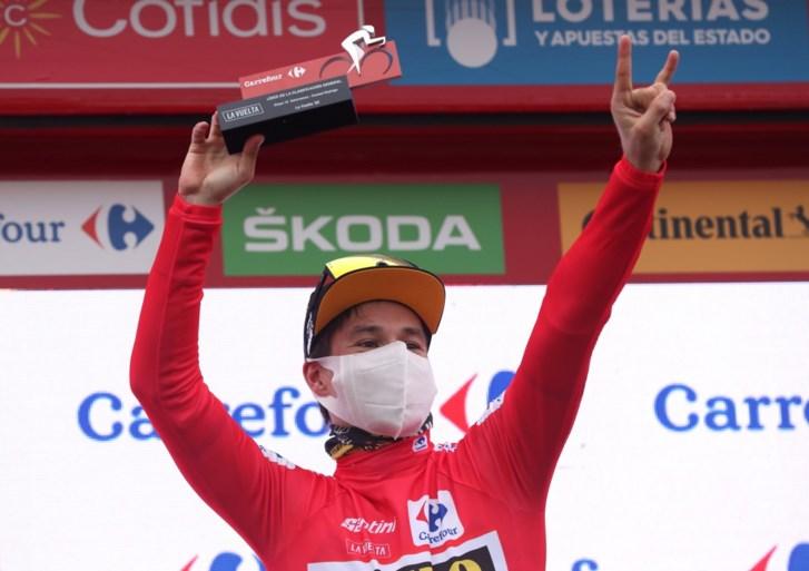 Roglic deelt mentaal tikje uit voor allesbeslissende bergrit, Carapaz moet nu alles of niets spelen om Vuelta nog te winnen