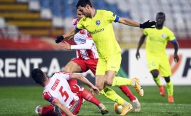 Colin Coosemans ziet Rode Sterren: AA Gent zo goed als zeker uitgeschakeld na mistasten van reservekeeper