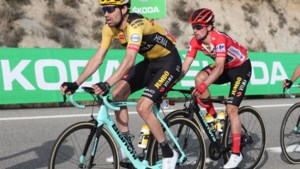 """Tom Dumoulin verlaat Vuelta om zich te focussen op volgend seizoen: """"Het heeft geen zin om verder te doen"""""""