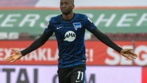 Dodi Lukebakio helpt Hertha Berlijn met doelpunt aan zege