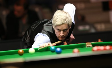 Titelverdediger Robertson houdt Selby na fantastische thriller uit finale Champion of Champions snooker