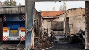 """Geen kwaad opzet bij zware brand in Drongen: """"Levenswerk in vlammen opgegaan"""""""