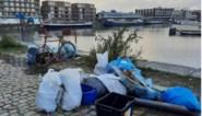 Scholieren verbeteren record en halen 139 kilogram afval uit Gentse wateren