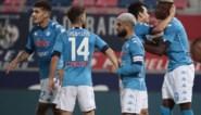 Mertens wint met Napoli, Lukaku maakt wederoptreden bij Inter en Zlatan is de held bij Milan