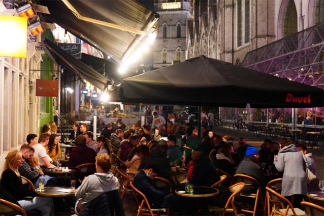 Vier lockdownfeestjes stilgelegd en twee cafés gesloten door Gentse politie