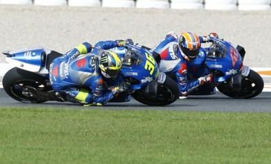 Kampioenschapsleider Joan Mir is beste in MotoGP