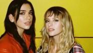 Angèle en Dua Lipa meteen op drie in Ultratop 50 met 'Fever'