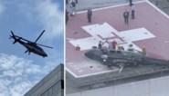 Helikopter met donorhart aan boord crasht op dak van ziekenhuis, dokter laat geredde orgaan vallen