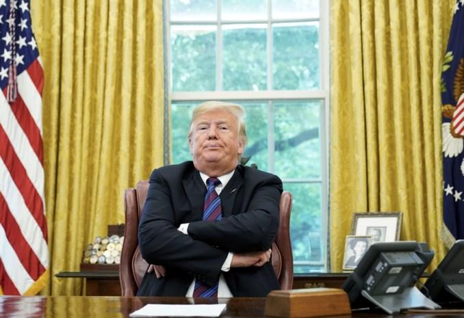 """Ja, Trump kan de 'nucleaire knop' nog altijd indrukken: """"En daar is een goede reden voor"""""""