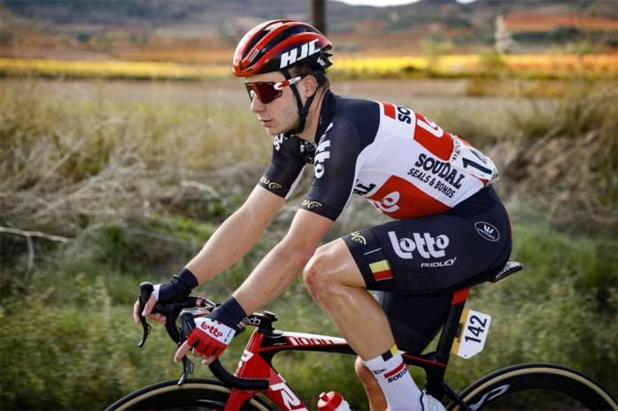 """Een jaar na zijn doodsmak in Gent is Gerben Thijssen een van de revelaties in de Vuelta: """"Ik wil de beste sprinter van België worden"""""""