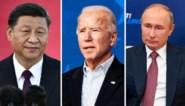 """Van alle kanten meteen felicitaties voor Biden, behalve uit Rusland en China: """"Ze willen dat de wereld anders georganiseerd wordt"""""""
