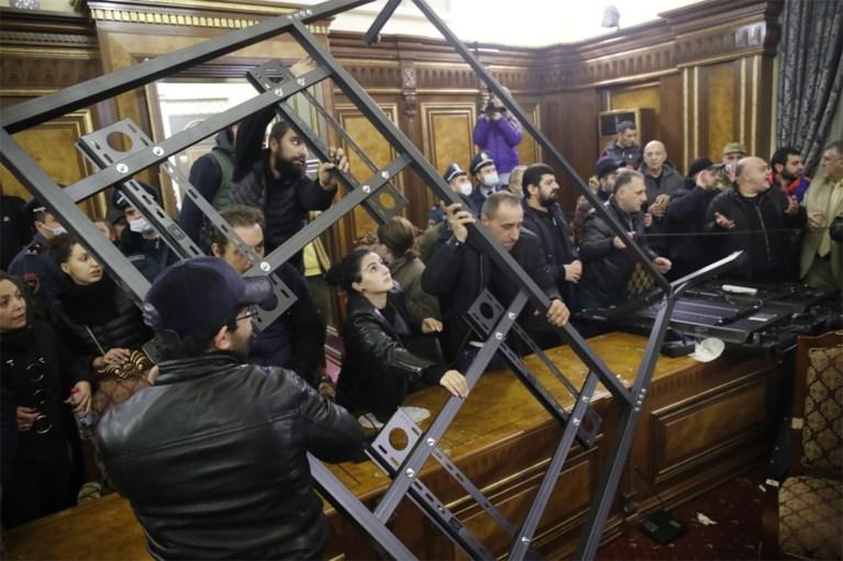 Akkoord over einde oorlog Nagorno-Karabach, Armenië: 'ongelooflijk pijnlijk'