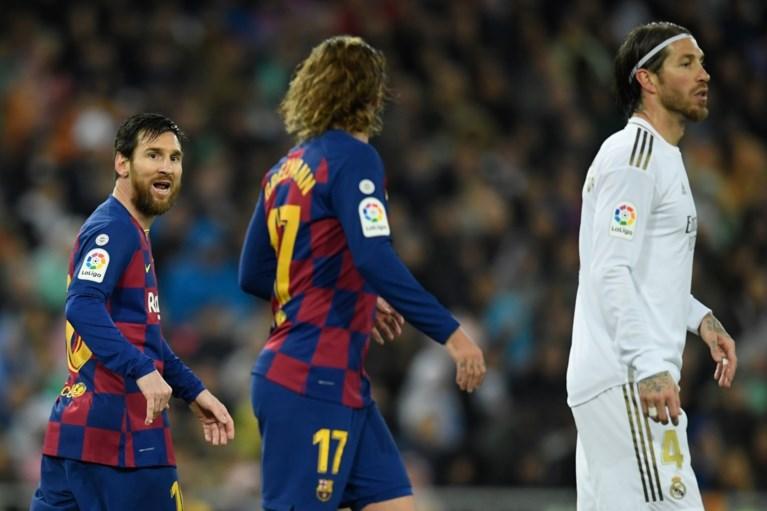 """Antoine Griezmann lijdt onder het """"schrikbewind"""" van Lionel Messi bij FC Barcelona: """"Zo goed hij op het veld is, zo slecht is hij ernaast"""""""
