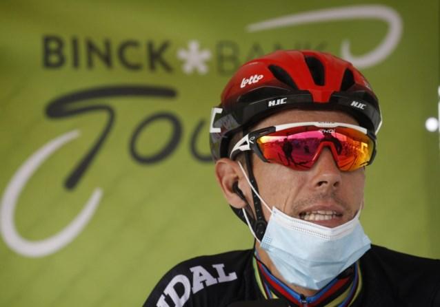 """Philippe Gilbert gaat met UCI en organisatoren in gesprek over meer veiligheid: """"Overtuigd dat dit zal leiden tot nieuwe regels"""""""
