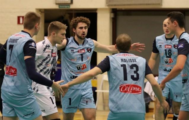 Volleybalclub Borgworm stelt twee duels uit, virus speelt ook Menen parten