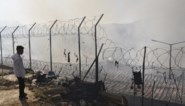 Tweede brand in migrantenkamp op Samos