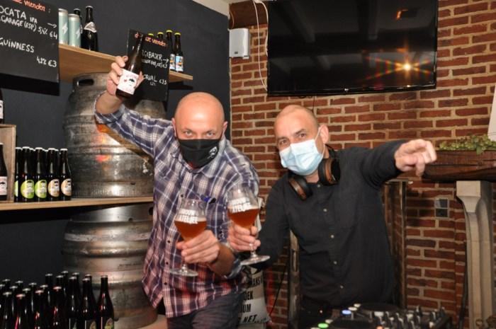 Brouwer en dj vinden elkaar en koppelen nieuw bier aan muziek
