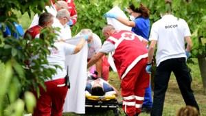 """Amerikaanse wereldkampioene belde met Wout van Aert na horrorcrash tijdens WK: """"Hij heeft me hoop gegeven"""""""