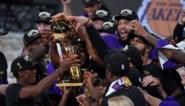 LeBron James en LA Lakers openen jacht op nieuwe NBA-titel zonder toeschouwers