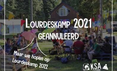 KSA annuleert nu al Lourdeskamp 2021