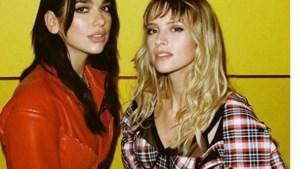 Angèle en Dua Lipa op één in Ultratop 50