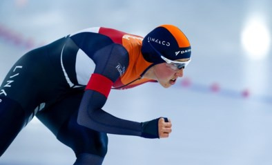 Nederlandse bondscoach vindt dé manier om zijn atleten te motiveren: hard schaatsen voor een bon van bol.com