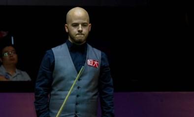 Luca Brecel overleeft thriller in eerste voorronde German Masters snooker