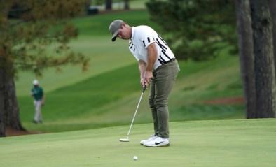 Paul Casey heeft voorlopig de leiding in handen tijdens de Masters golf, Tiger Woods neemt degelijke start