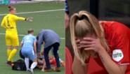 Drama voor Elena Dhont: ploeggenotes kunnen tranen niet bedwingen nadat Red Flame het uitschreeuwt van de pijn