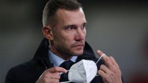 Vier besmette Oekraïense internationals vliegen terug naar vaderland