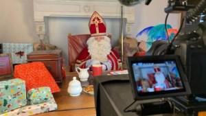 Nu de Sint niet meer tot bij de kindjes mag komen, heeft Sentevee het perfecte alternatief gevonden