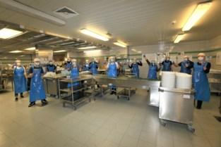 Zes bewoners overleden, anderen in kritieke toestand: leger en cateringbedrijf springen bij in woon-zorgcentrum Sint-Rochus