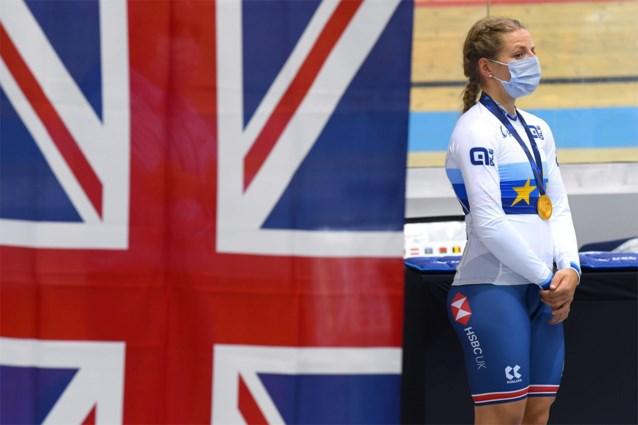 Britten kapen meeste titels weg op EK baanwielrennen