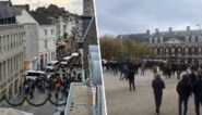 Tegenstanders van zwartepietbetoging slaags met Nederlandse politie in Maastricht