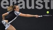 Elise Mertens verliest finale WTA-tornooi in Linz tegen haar vaste dubbelpartner Sabalenka