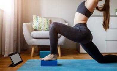 Hoe train ik het best thuis nu de sport- en fitnessclubs dicht zijn? Is dertig minuten per dag genoeg en telt wandelen mee? Al jullie vragen beantwoord