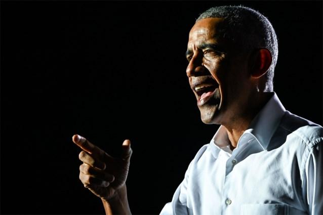 """Barack Obama haalt hard uit naar Republikeinen in memoires: """"Mijn aanwezigheid heeft raciale angst gevoed"""""""