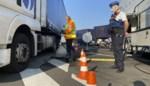 Helft van de voertuigen niet in orde bij controles op zwaar vervoer