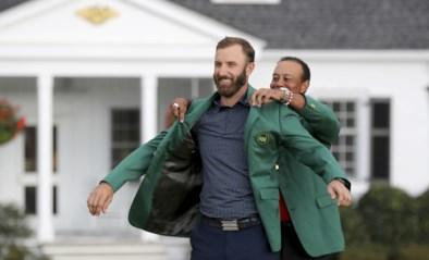 Dustin Johnson wint Masters golf met historisch toernooirecord