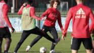 """Wout Faes, sterkhouder bij de beloften én aan een goed seizoen bezig bij Reims: """"Nog niets gehoord van Roberto Martinez"""""""