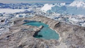 Gigantisch prehistorisch meer ontdekt, kilometer onder het ijs in Groenland