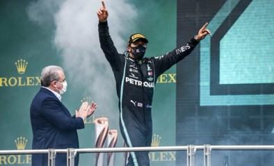 """""""Lewis Hamilton wil 45 miljoen euro per jaar verdienen bij Mercedes"""""""