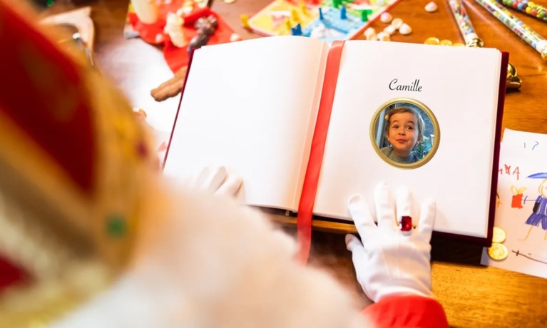 TIPS. Kousen voor het goede doel, Sinterklaas in je eigen living