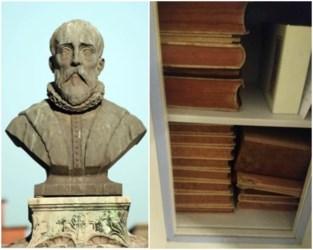 """Dieven stelen kluis met boeken Justus Lipsius: """"Bijna niemand wist dat we die boeken daar hadden liggen"""""""