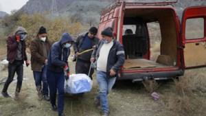 Azerbeidzjan en Armenië wisselen 200 gesneuvelde soldaten uit na conflict in Nagorno-Karabach