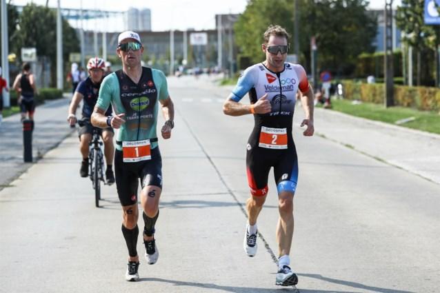 Menen organiseert Belgisch Kampioenschap halve triatlon
