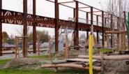 IJzeren constructies zijn blikvanger van nieuw park aan de Muide