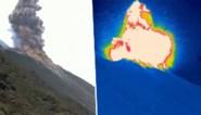 """Italiaanse vulkaan barst met """"hoge intensiteit"""" uit"""